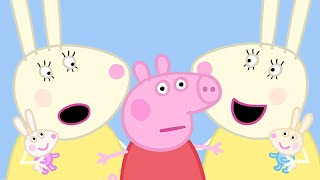 Peppa Pig Official Channel | Mr Bull's New Road