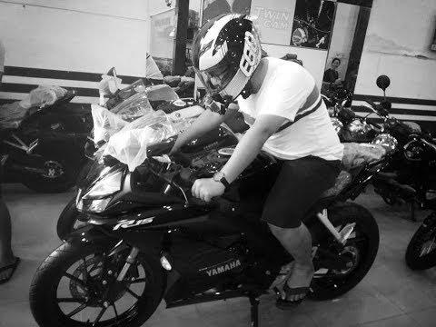 Đi MUA R15 V3 | Nha Trang Biker