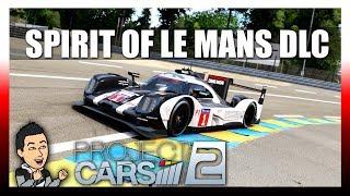 Project CARS 2   Spirit of Le Mans DLC #2!