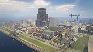 GTA 5: Liberty City Map Mod (Portland)