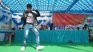 best dance School program solo performance Gabru Di life Ban Jau  Punjabi song