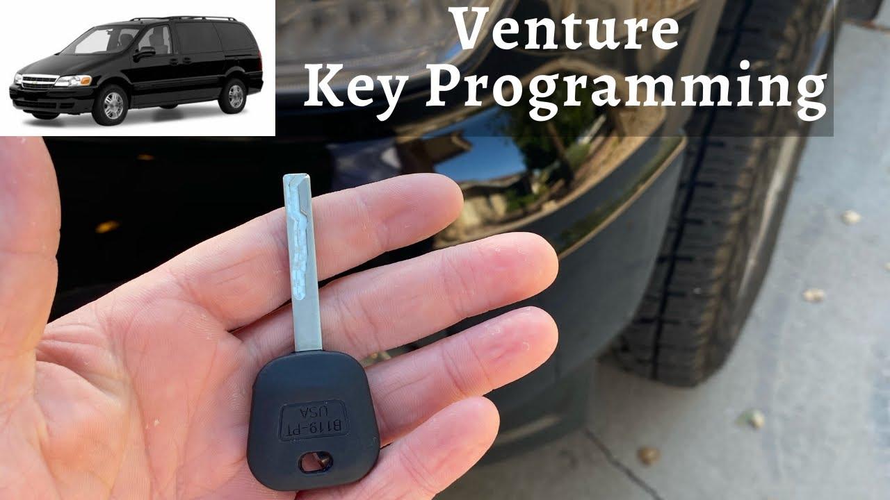 How To Program A Chevy Venture Key 1999 2005 Diy Chevrolet Transponder Ignition Youtube