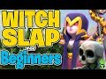 WITCH SLAP THESE BASES! LIVE WITCH SLAP ATTACKS! - Clash of Clans - TH9 Witch Slap Guide