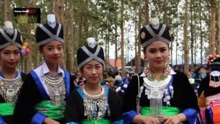 Pov Pob Hnub Xiab 2 Hauv Xeev LuangPrabang Xyoo 2016-2017