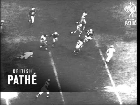 American Football League, Baltimore V. New York (1959)
