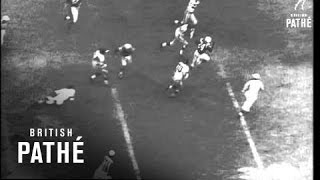 American Football League, Baltimore V. New York (1959)