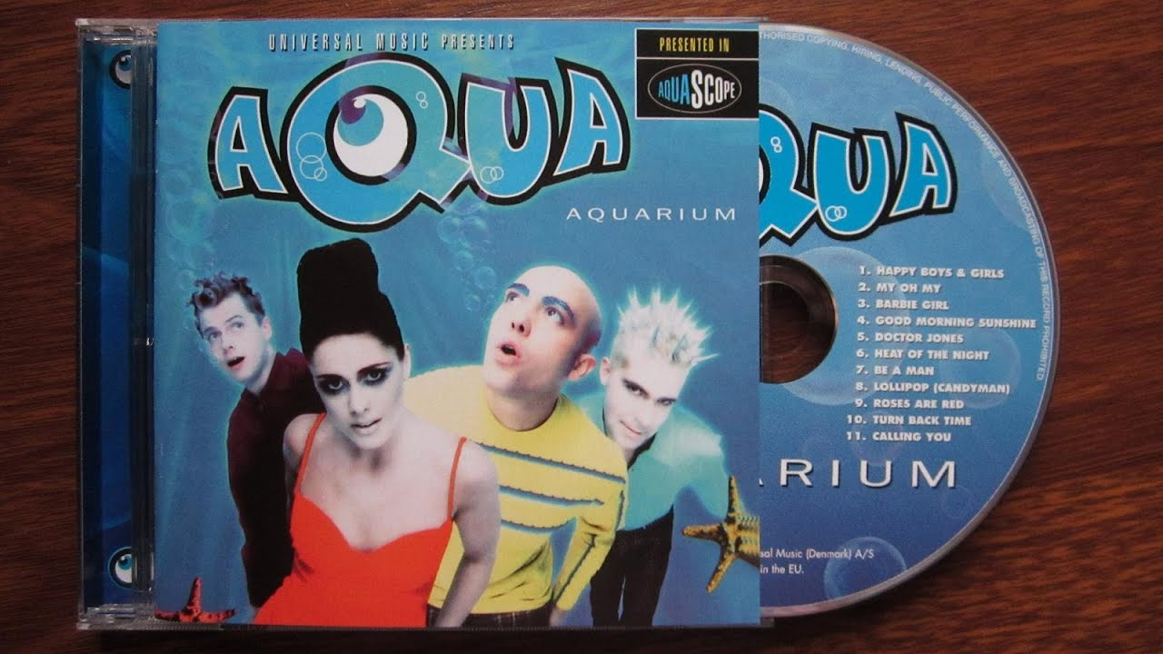 cd aquarium