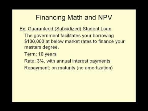 HMP 607 - 13. Financing Decisions