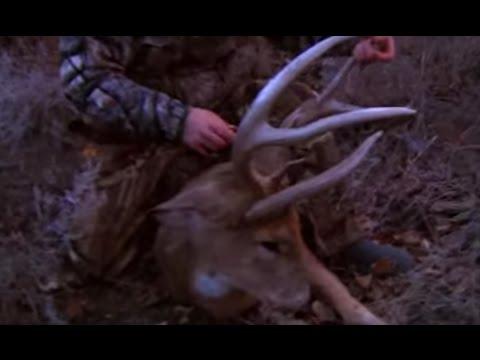 Hunting Monster Whitetails In Kansas
