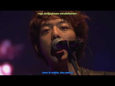 CNBLUE Love Girl  (live Sub Español)