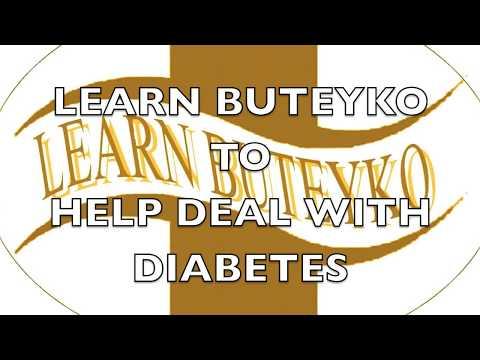 Buteyko method helps deal with diabetes