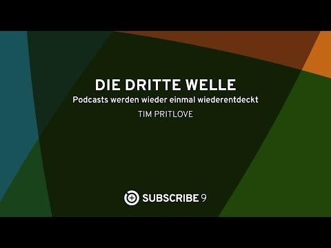 Tim Pritlove: Die dritte Welle #subscribe9