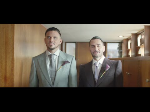 Celebrate (with Pride Weddings) - Marc Jacobs And Char Defrancesco
