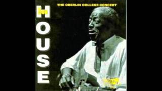 Son House   Oberlin College Concert
