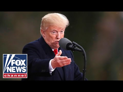 Trump speaks at ceremony for former prisoners