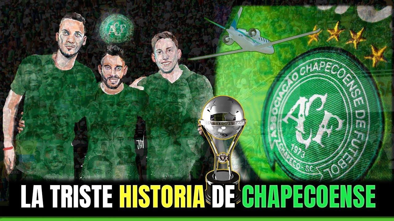 🙏✈️ La TRAGEDIA de CHAPECOENSE 🏆 CAMPEÓN Copa Sudamericana 2016 #ForçaChape