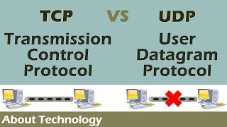 TCP vs UDP Protocol: Difference between them with comparison chart