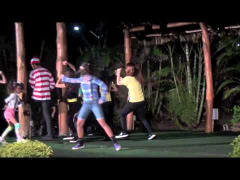 Boogie Down Productions Hawaii performance at Haunted Lagoon