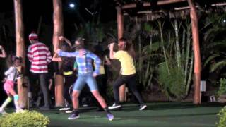 Boogie Down Productions Hawaii performance at Haunted Lagoon