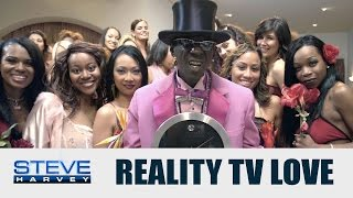 can you find love on reality tv? steve harvey