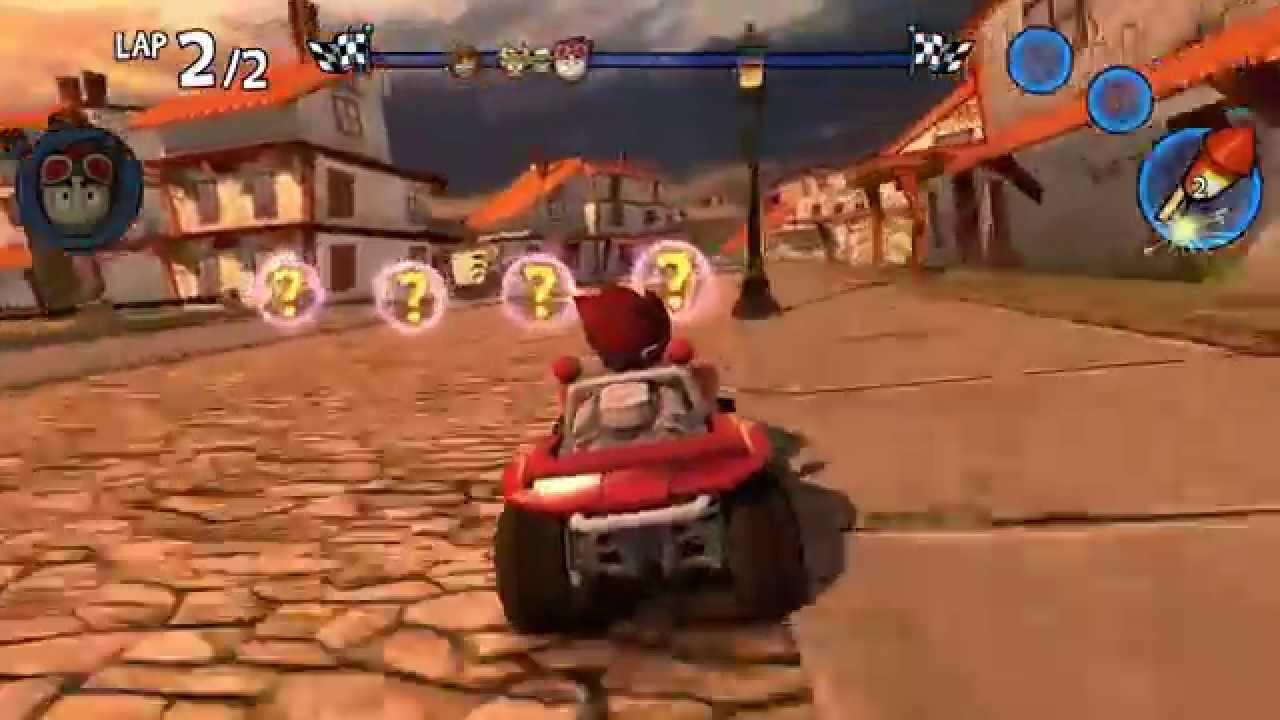 Скачать игру beach buggy racing на компьютер
