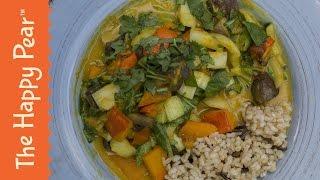 How To Make Vegetarian Curry - Vietnamese Curry Recipe