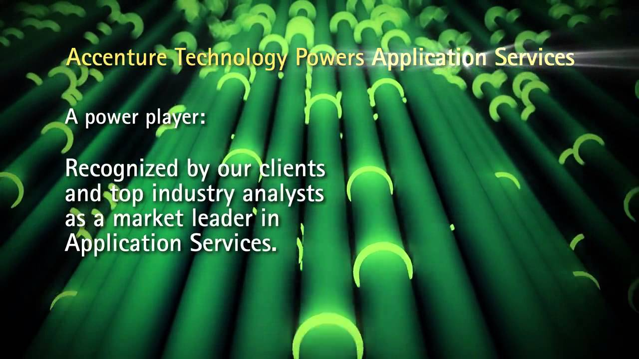 Accenture Technology Powers!