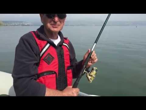 измерение скорости нате моторной лодке