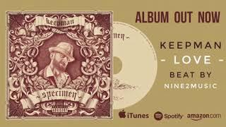 KEEPMAN - LOVE (Official Album Specimen)