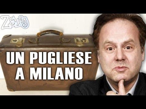 Un pugliese a Milano - Pino Campagna by Zelig