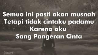 Dewa - Pangeran Cinta + lirik (Bahasa Indonesia)
