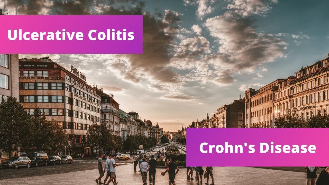 Inflammatory Bowel Disease (IBD) - Crohn's Disease and Ulcerative Colitis