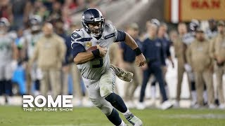 The Seahawks BARELY Defeat The 49ers | The Jim Rome Show