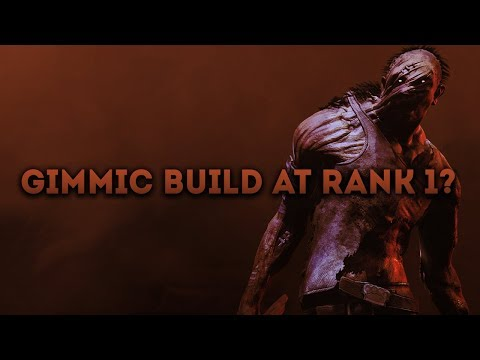 Dead by Daylight RANK 1 BILLY! - GIMMIC BUILD AT RANK 1