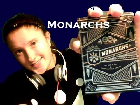 Theory11 Blue Monarchs Deck Reveal And Review