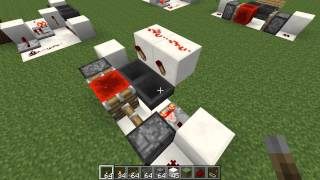 Minecraft - Tutorial: Hopper Timer