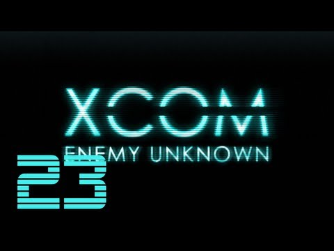 X-Com Enemy Unknown Let's Play - Part 23: Lots of Mutons