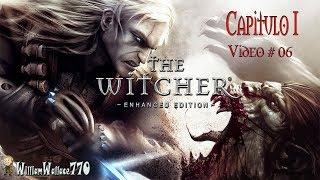 ♥ The Witcher   CAPITULO I   Una Carga Del Pasado   En Español   Vídeo 6