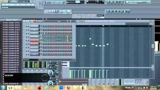 Dimitri Vegas & Like Mike, GTA ft. Wolpack - Turn It Up (Hodarock FL Studio Remake)
