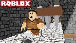 Escape The Dungeon Obby / Roblox / Survive The Dungeon Death Traps!