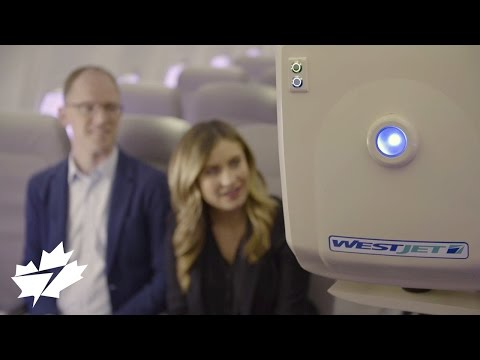 Thumbnail: Meet #RALFH, WestJet's newest innovation in inflight comfort | April Fool's