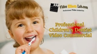 Professional Children's Dentist Video Commercial ID  DEN8  Video Effects Lab(http://www.videoeffectslab.com/local-business-video-commercials/professional-dental-commercials/ Professional Children's Dentist Video Commercial ID DEN8 ..., 2016-08-15T21:52:55.000Z)