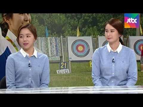 """[인터뷰] 장혜진·기보배 """"활 당길 때 '손맛'으로 점수 느껴"""""""