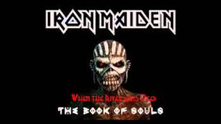 IRON MAIDEN When the River runs Deep
