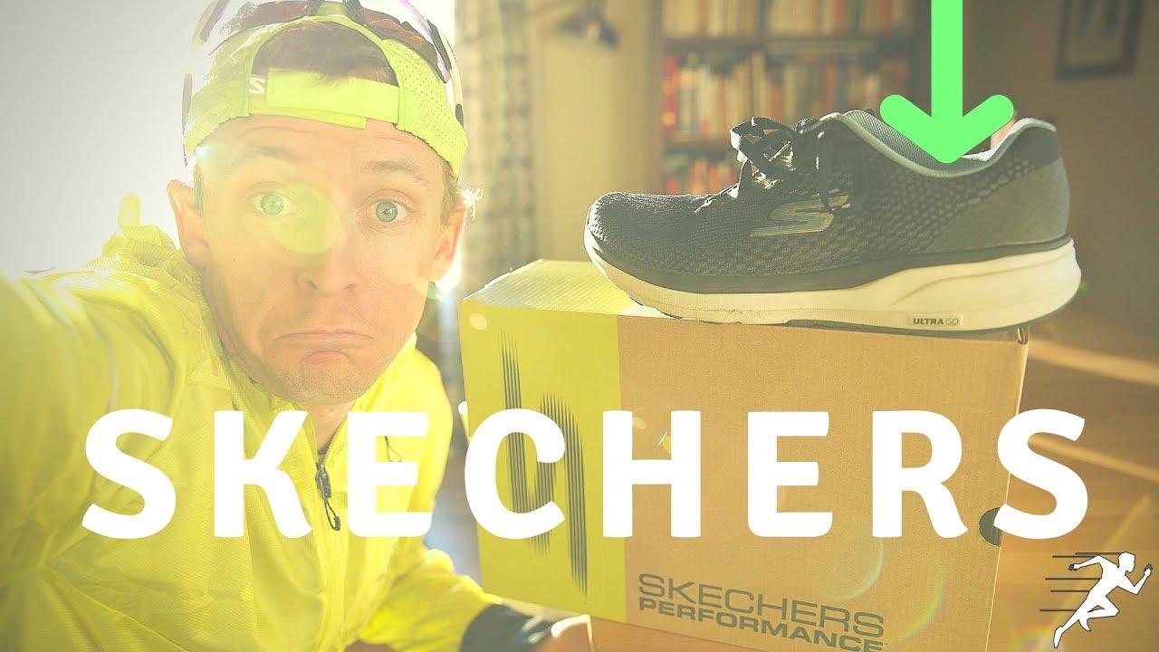 SKECHERS GoRun Pure Running Shoes First