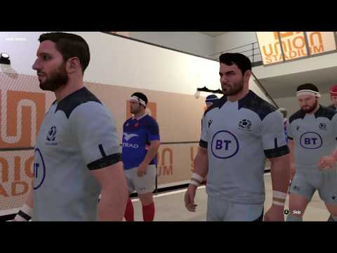 Rugby 20 • Gameplay • PS4 Xbox One