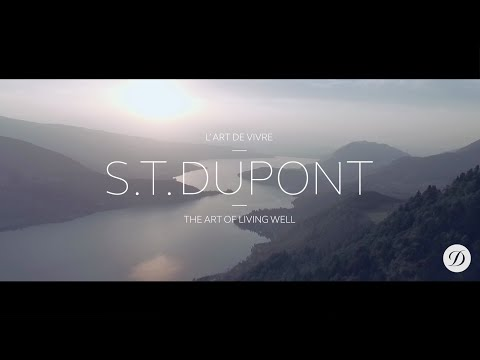 The Art of Living Well by S.T. Dupont