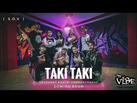 Taki Taki Cover Video By Sushant Khatri Ft. Soldier Of Vibe (S.O.V)