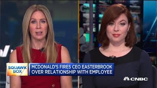 Here's how Wall Street is reacting to McDonald's ousting of CEO Steve Easterbrook