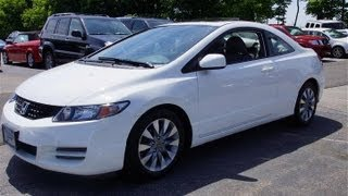 2010 Honda Civic EX L Coupe